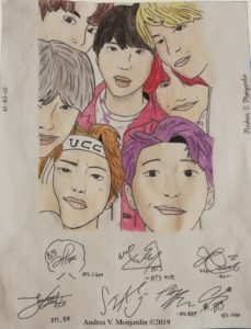I M Not An Ordinary Girl A Poem For Bts Army Bangtanarmyfanfix